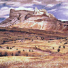 "R. Geoffrey Blackburn""Temple Mountain"" oil painting index"